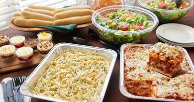Olive Garden Dinners