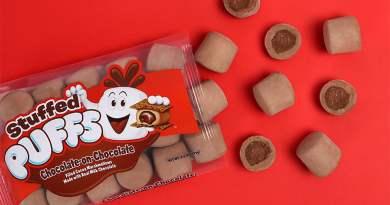 Chocolate Stuffed Marshmallow
