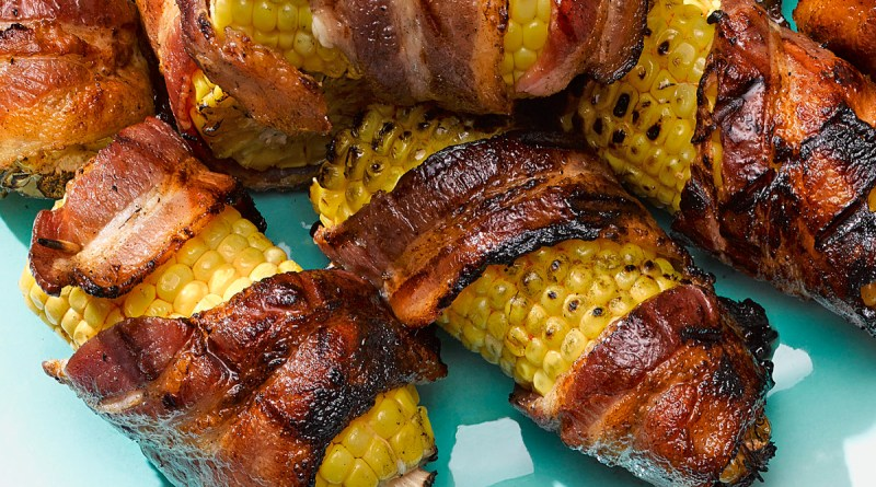 bacon corn