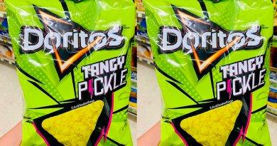 Doritos Pickle