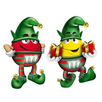 M&M's Holiday