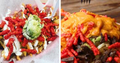 Hot Cheeto Fries