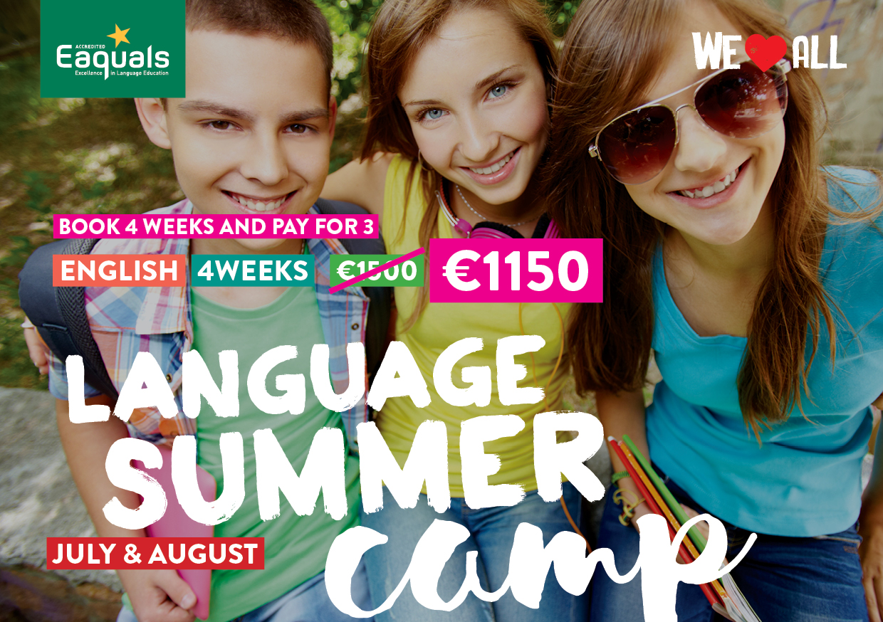 Join our Summer Language Camp