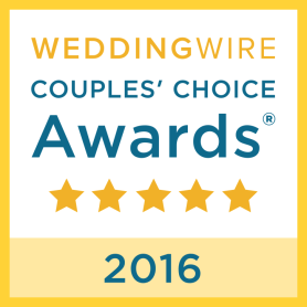 Apple Hill Farm & Country Club's Weddingwire Couple's Choice Award 2016