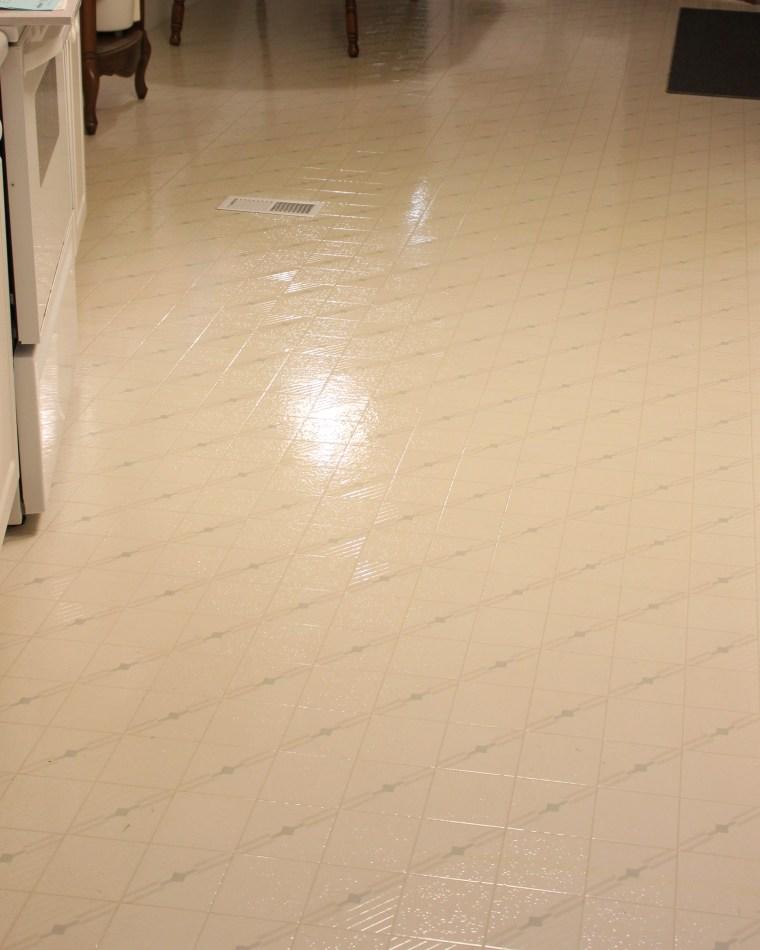 All4Fun Cakes Shiny Kitchen Floor