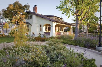 Glendale Heritage Garden (Cedar House)