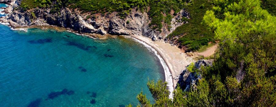 Βόρεια Εύβοια παραλίες