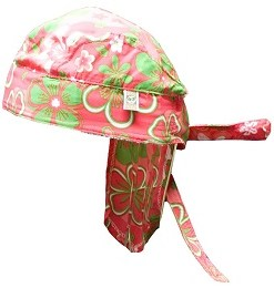 Baby Banz rutica pink Hawaii