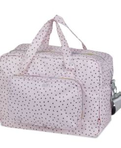 materinska torba sladke sanje pink