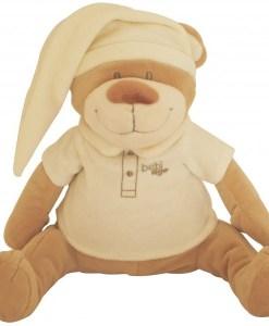 DooDoo medvedek plišasti pripomoček za spanje