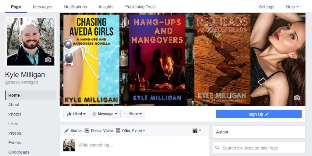 Kyle Milligan Facebook Page