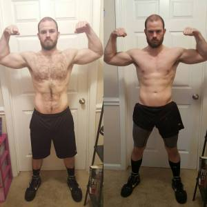 Bigger Leaner Strong Cut Diet Results Progress Picture