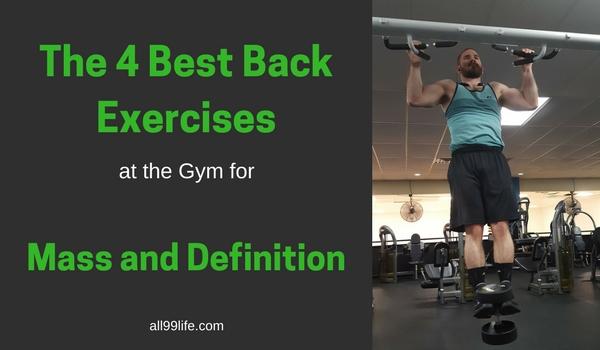 back routine gym