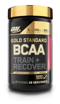 Gold Standard BCAA Train and Recover Powder