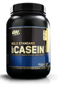Gold Standard Casein Protein supplement 100