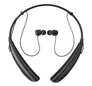 LG Bluetooth wireless headphones