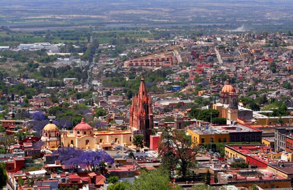 10 ομορφότερες πόλεις του κόσμου Σαν Μιγκέλ ντε Ανιέλντε Μεξικό San Miguel de Allende
