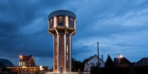 εγκαταλελειμμένος πύργος νερού Σπίτι allabout.g