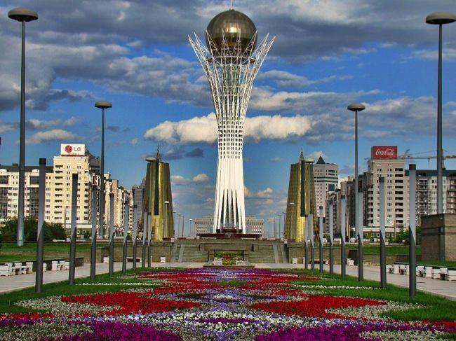 πόλεις που δεν υπήρχαν το 1960 Astana, Καζακστάν