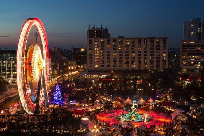 Χειμερινοί Προορισμοί στην Ευρώπη Βερολίνο, Γερμανία