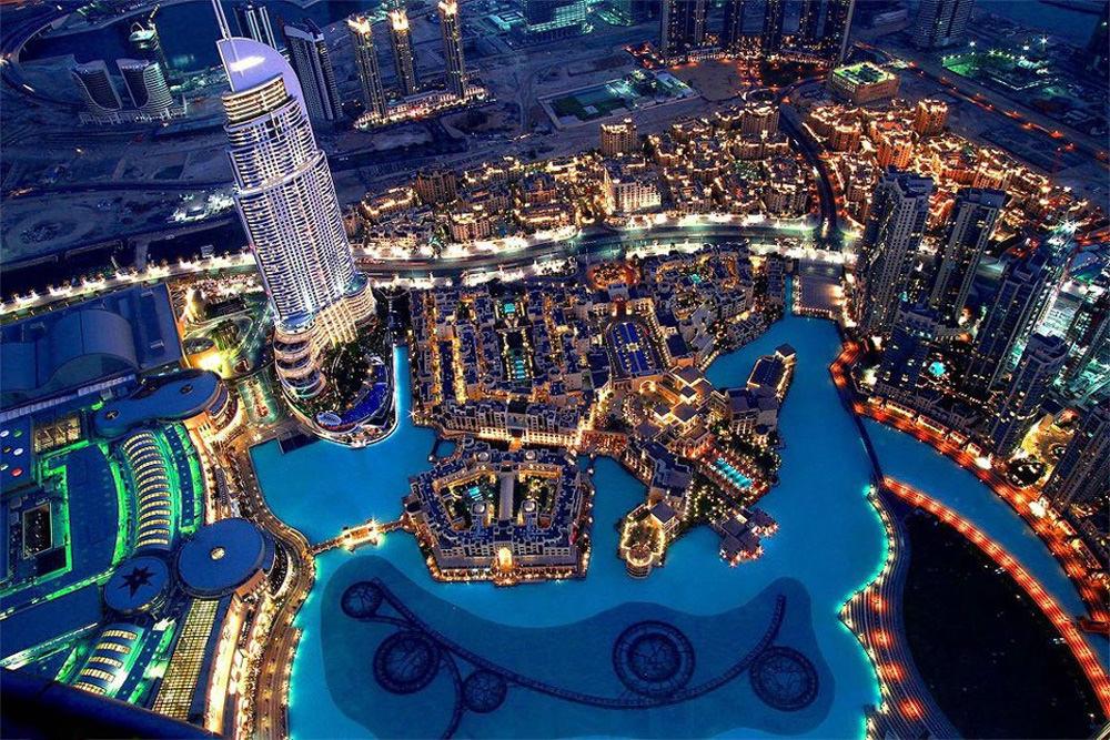 πόλεις που δεν υπήρχαν το 1960 Ντουμπάι, Ηνωμένα Αραβικά Εμιράτα