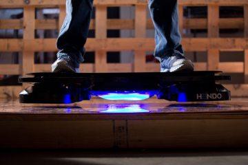 Hendo Hoverboard, το ιπτάμενο πατίνι