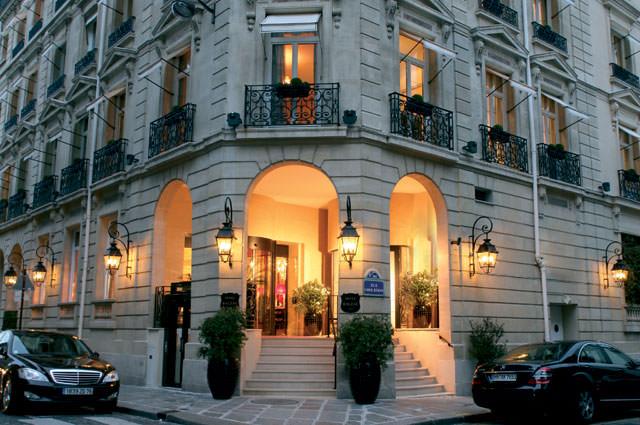 Τα παλαιότερα ξενοδοχεία στον κόσμο Hotel Balzac Paris France allabout.gr