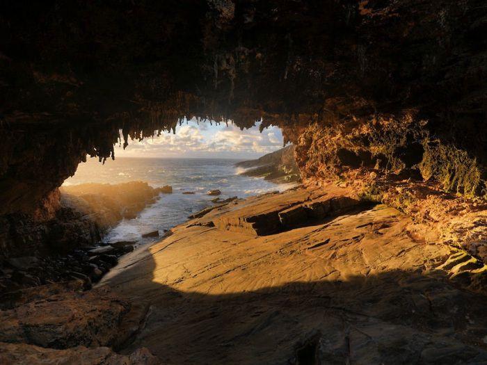 ομορφότερες σπηλιές του κόσμου Kangaroo Island Caves- Kangaroo Island, South Australia