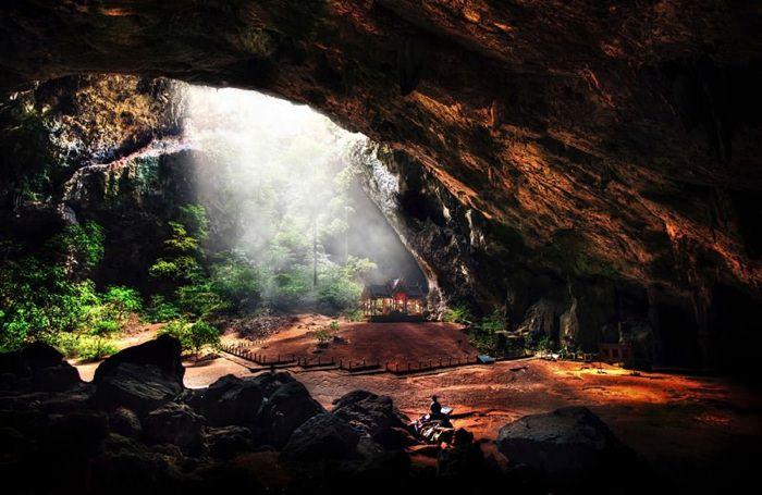 ομορφότερες σπηλιές του κόσμου Phraya Nakhon Cave, Thailand