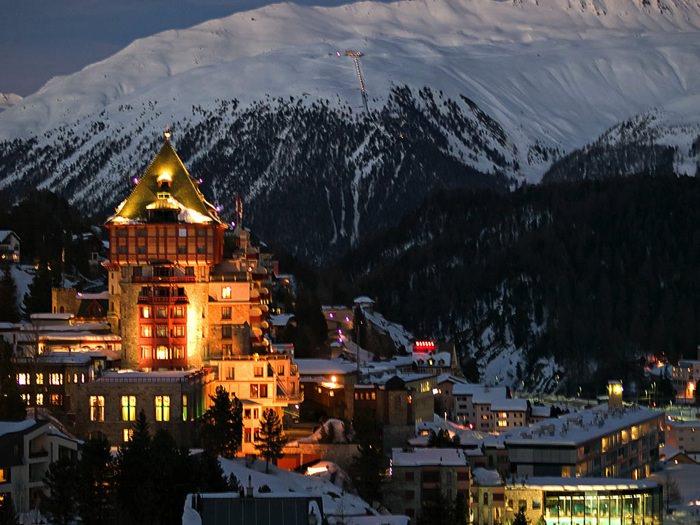 Χειμερινοί Προορισμοί στην Ευρώπη St. Moritz, Ελβετία St. Moritz