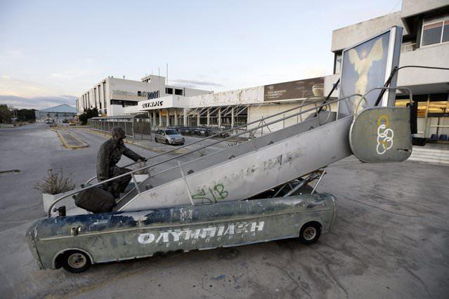 Εγκαταλειμμένα μέρη στον κόσμο Παλαιό Αεροδρόμιο, Αθήνα