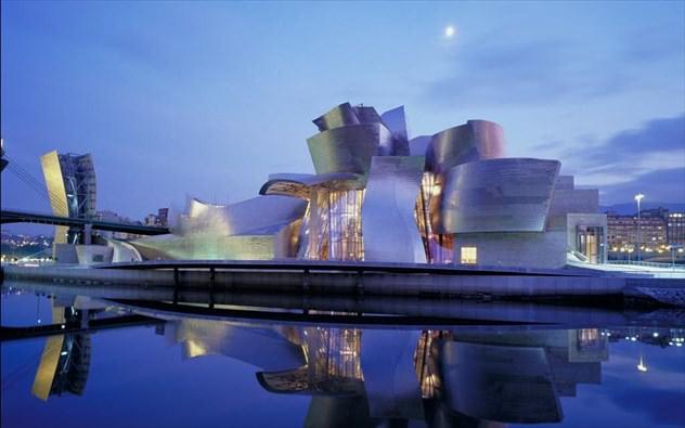 Οι σημαντικότεροι αρχιτέκτονες όλων των εποχών Frank Gehry allabout.gr