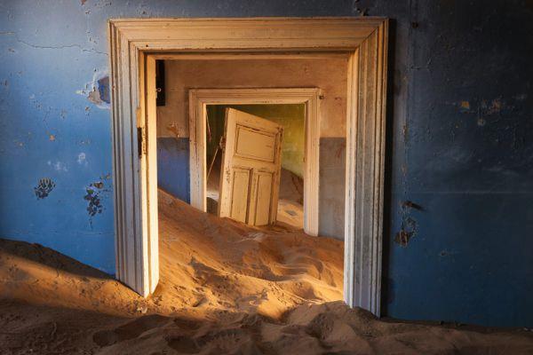 Πέντε ανατριχιαστικοί προορισμοί  Kolmanskop allabout.gr