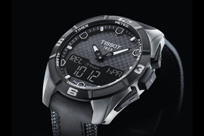 Τα 14 καλύτερα ρολόγια του '14 Tissot T-Touch Expert Solar