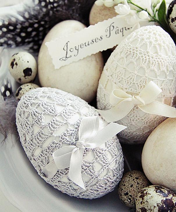 Πρωτότυπες ιδέες για να βάψετε τα πασχαλινά αυγά σας!