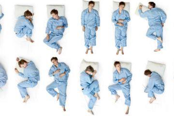 τι σημαίνει η στάση που κοιμάσαι για τον χαρακτήρα σου