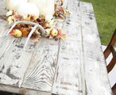BAΨΙΜΟ: Δώστε ΠΑΛΑΙΩΜΕΝΗ ΟΨΗ σε ξύλινα ΕΠΙΠΛΑ(19)