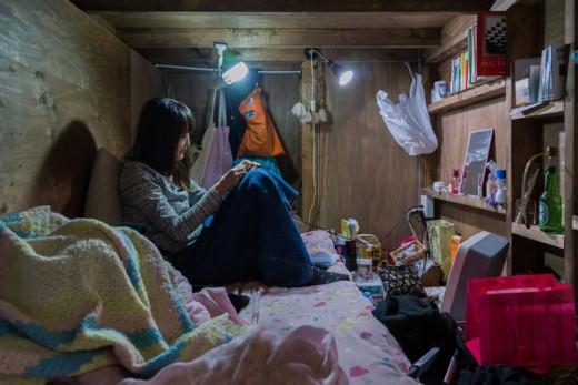 πιο μικροσκοπικά δωμάτια