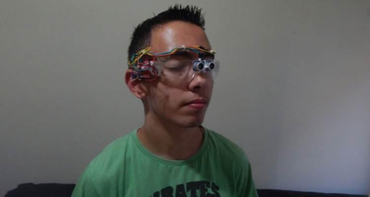 ειδικά γυαλιά για τυφλούς