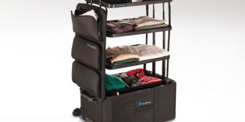 Νέα βαλίτσα-ραφιέρα για άνετα ταξίδια