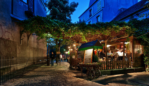 Μονμάρτη: Η πιο γραφική συνοικία του Παρισιού!