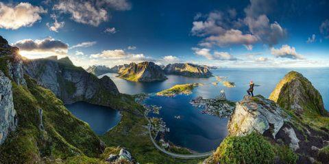 Ταξίδι στη Νορβηγία σε 4 λεπτά!
