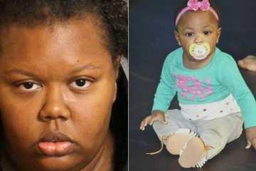 8χρονος σκότωσε στο ξύλο μωρό ενός έτους (video)