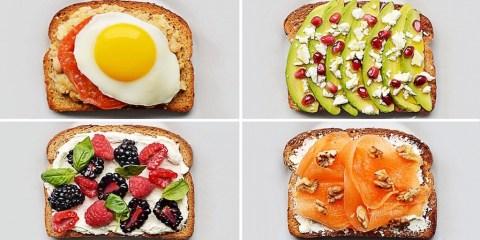 20 απίστευτοι συνδυασμοί για σάντουιτς που θα σας πάρουν το μυαλό