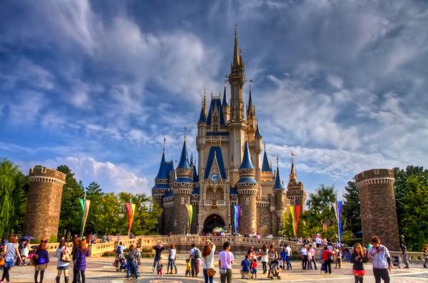 Tokyo Disneyland — Τόκιο, Ιαπωνία