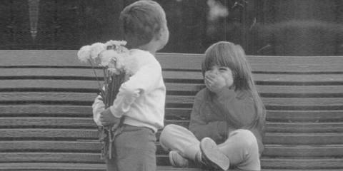 Όταν τα παιδιά μιλούν για την αγάπη.