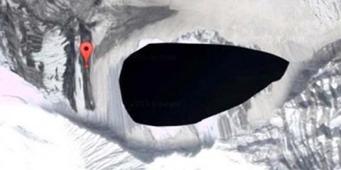 Οι «μυστικές» τοποθεσίες που δεν δείχνει το Google Earth