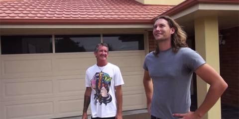 Δεν είχε χρήματα να αγοράσει σπίτι κι έτσι έφτιαξε κάτι μικρό αλλά εντυπωσιακό (Video)