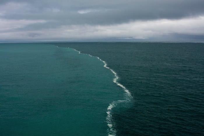 Εκεί που συναντιούνται η Βόρεια Θάλασσα και η Βαλτική Θάλασσα
