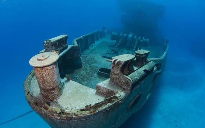 εντυπωσιακά ναυάγια σε όλο τον κόσμο